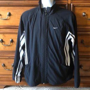 Women's Nike Track Jacket XL Black